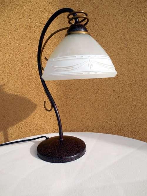 Table Lamp Lamp Lampshade Decorative
