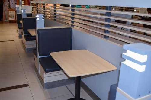Tables Eating Interior