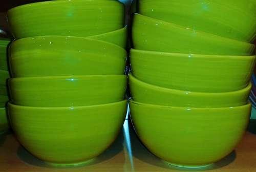 Tableware Dinnerware Shells Cereal Bowls Ceramic