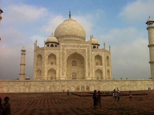 Taj Mahal India Rajasthan