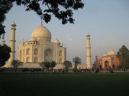 Taj Mahal India Tomb Mausoleum