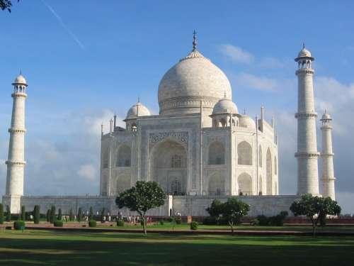 Taj Mahal Temple India