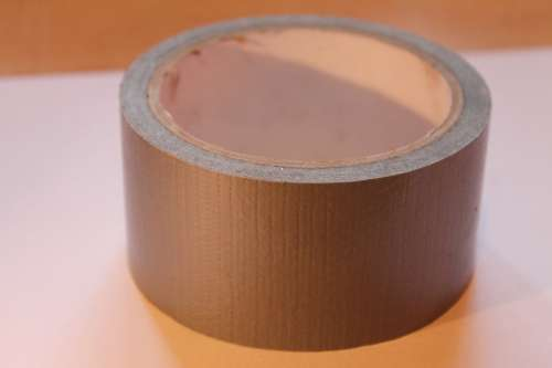 Tape Cloth Tape Silver Band Textile Tape