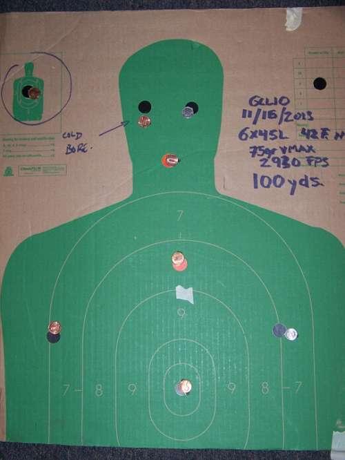 Target Aim Wildcat Caliber Ar Ar15 6X45