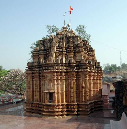 Tateshwara Temple Shrine Gokak Falls Hinduism Gokak