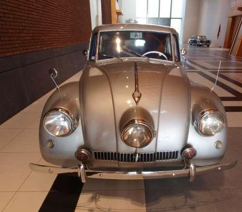 Tatra 1948 Car Automobile Vehicle Motor Vehicle