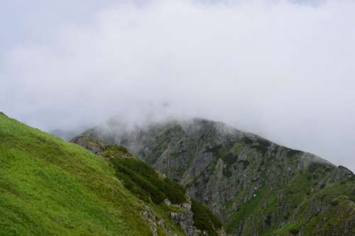 Tatry Mountains Sky