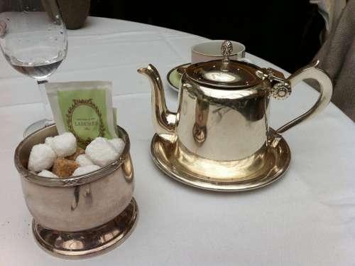 Tea Pastry Merenda