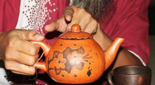 Tea Pot Teapot Drinks Warm Drinks