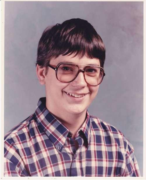 Teenager Boy Spectacles Glasses Nerd