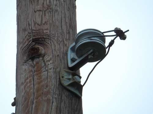 Telephone Pole Wire Telephone Poles Poles