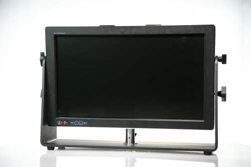 Television Monitor Tv Display Lcd Screen Buttons