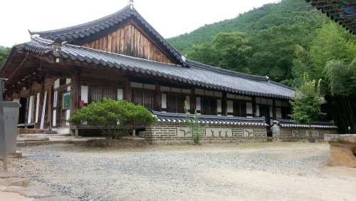 Temple Home Republic Of Korea