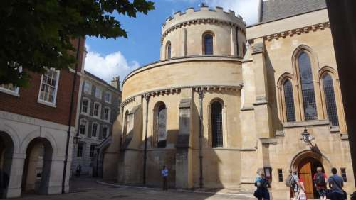 Temple Church Church Of The Knights Templar London