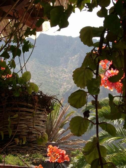 Tenerife Landscape Mountains