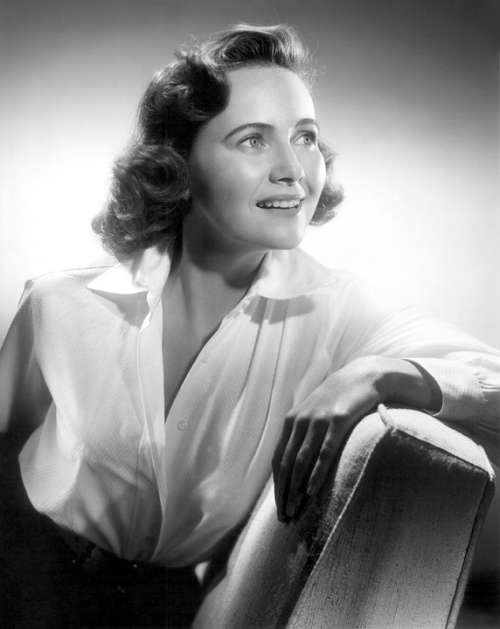 Teresa Wright Actress Film Stage Television