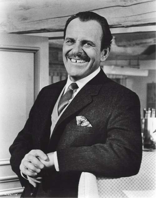 Terry Thomas British Comedian Actor Character