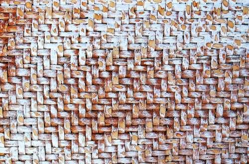 Texture Raffia Trunk Crafts Textures Background