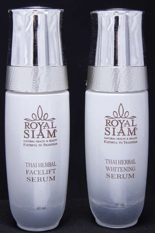 Thai Cosmetics Face Serum Herbal Facial Serum