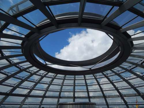 The Dome Sky Architecture The Roof Of The