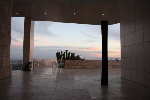 The Getty Museum Los Angeles California Getty Center