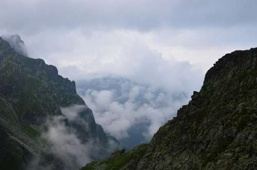 The High Tatras Mountains Tatry