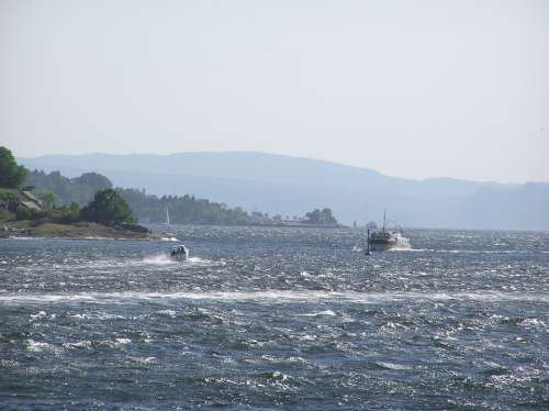 The Oslo Fjord Nesodden Wind