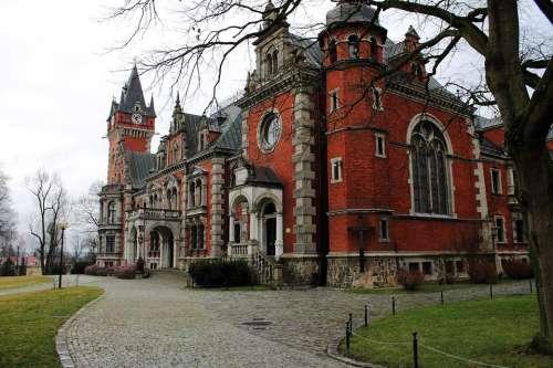 The Palace Ballestrem Architecture Castle