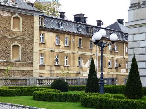 The Palace Castle Pszczyna Poland The Renaissance