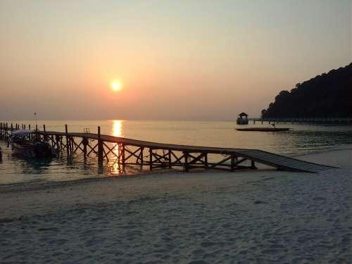 The Sea Malaysia Seas Island
