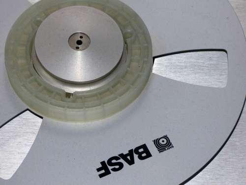 The Tape Media Basf Computer Information Cassette