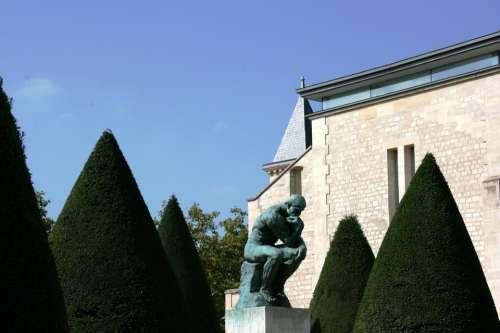 The Thinker Rodin Rodin Museum