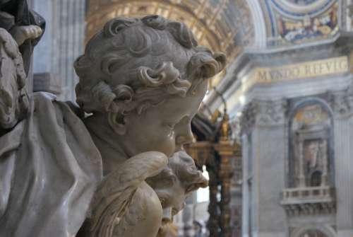 The Vatican Rome Sculpture Architecture