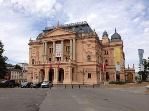 Theater Schwerin Mecklenburg Western Pomerania