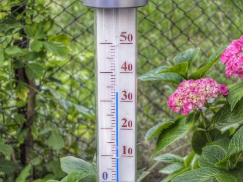 Thermometer Heat Wave Warm