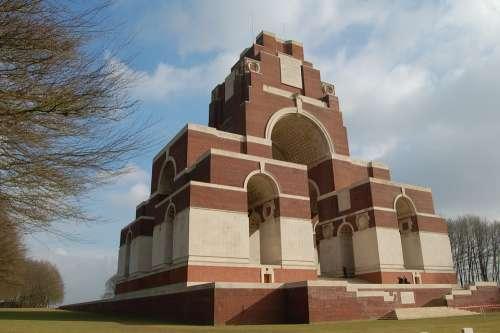 Thiepval Memorial World War 1 Battlefield