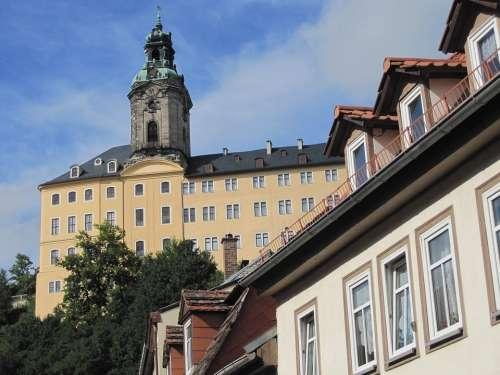 Thuringia Germany Rudolstadt Heidecksburg