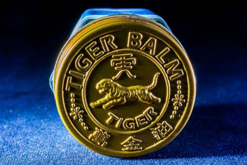 Tigerbalm Jewelry Cover Relief Close Up