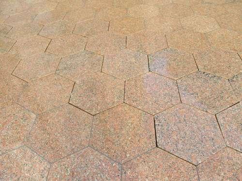 Tile Pattern Geometric Marble Repeat Decorative