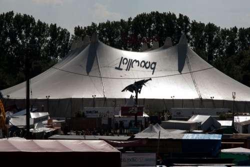 Tollwood Festival Tollwood Munich Bavaria
