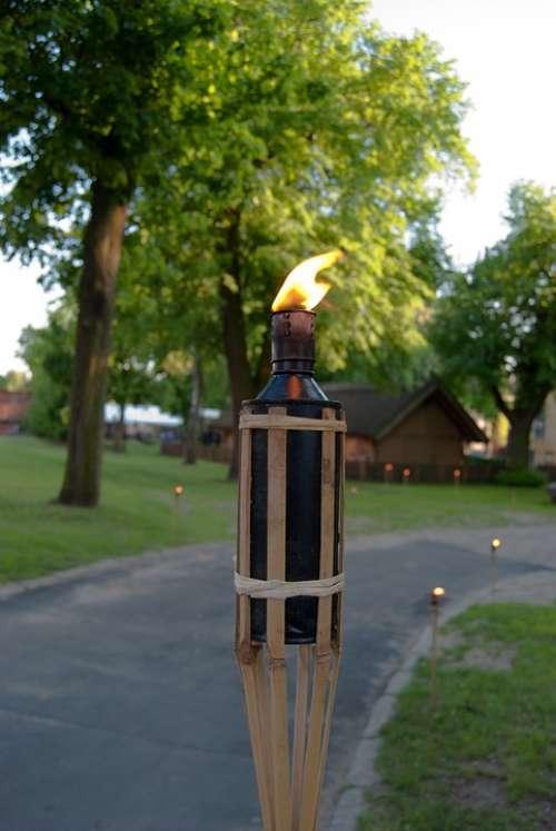 Torch Fire Way