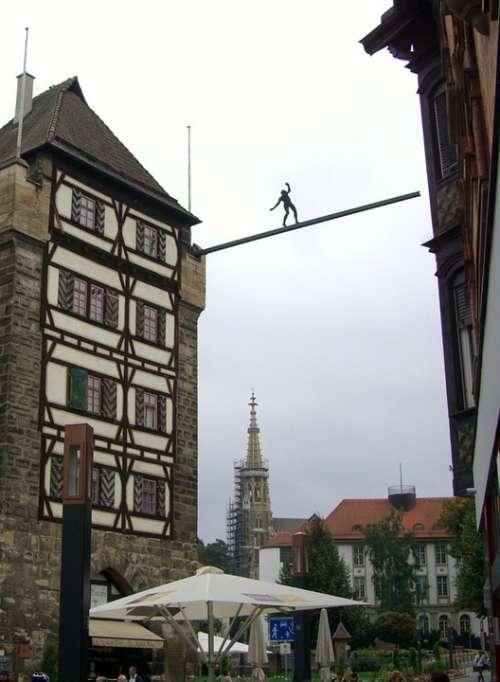 Tower Truss Schelztorturm Skywalker Art Steeple