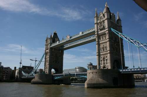 Tower Bridge River Thames London