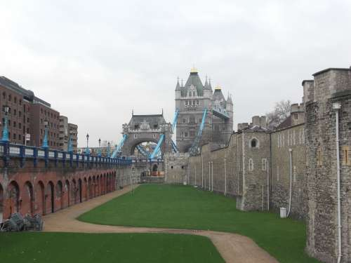 Tower Of London Fortress Tower Bridge London
