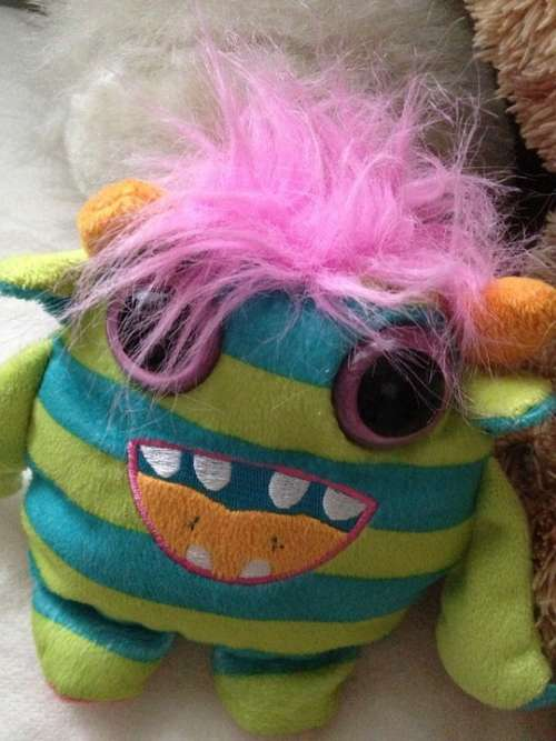 Toy Plush Toy Stuffed Animal Cuddly Toy Fun Play