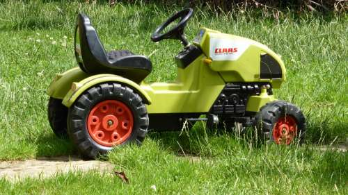 Tractor Toys Claas Play Tractors Large Drive