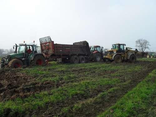 Tractors Fendt Tractor Nature