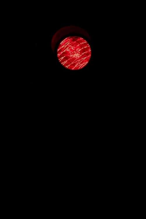 Traffic Lights Red Wait Traffic Signal Light Signal