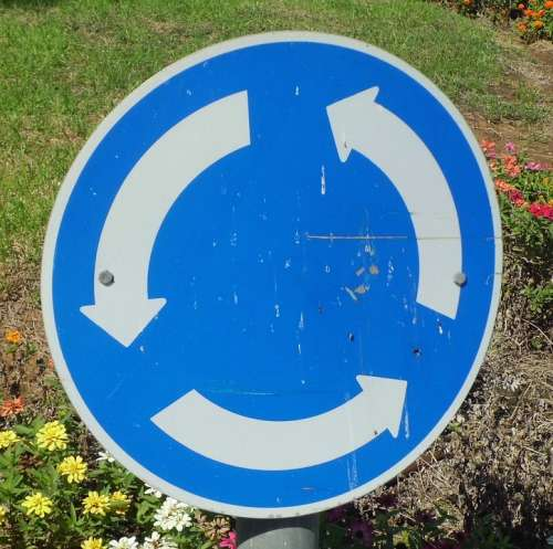 Traffic Signal Sense Required Ring Traffic