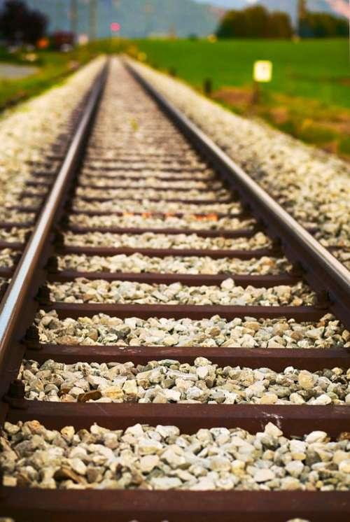 Train Railway Pathways
